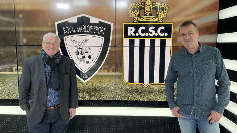 Marloie officialise le retour de Samuel Lefèbvre et devient partenaire du Sporting de Charleroi