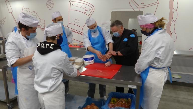 Bouchers, boulangers, patissiers : des métiers qui recrutent