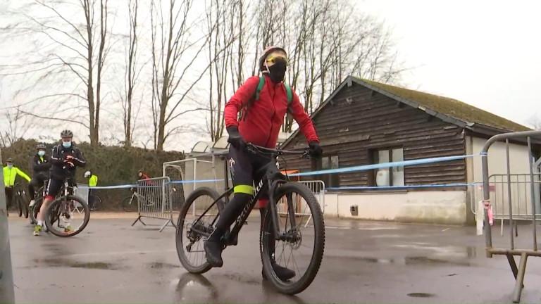 200 bikers pour une randonnée VTT (limitée) à Houdemont