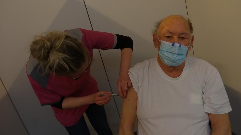 Arlon: la vaccination des plus de 65 ans a débuté