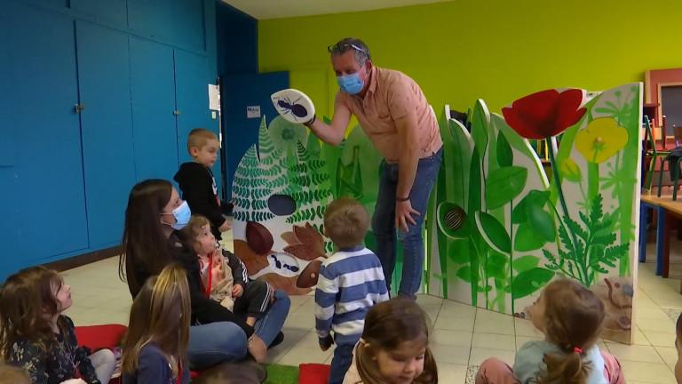 Culture: jardin voyageur, une expo itinérante pour les petits