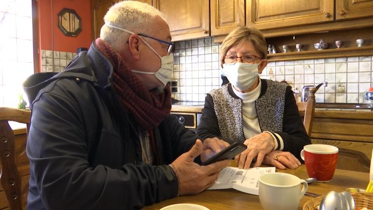 Vielsalm: des bénévoles en soutien des aînés pour la vaccination