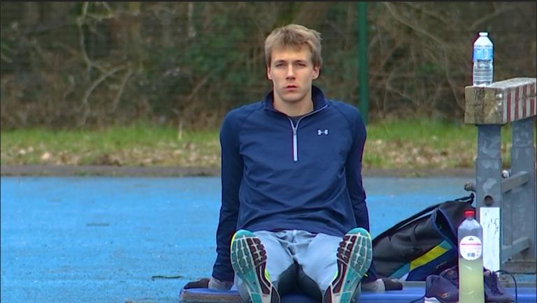 400m haies, l'Euro, les JO : Julien Watrin se livre