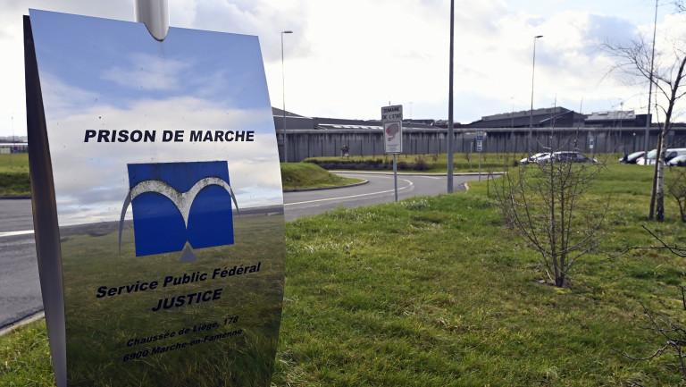 Préavis de grève à la prison de Marche