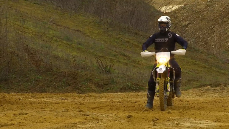 Jérôme Martiny veut partciper au Dakar 2022!