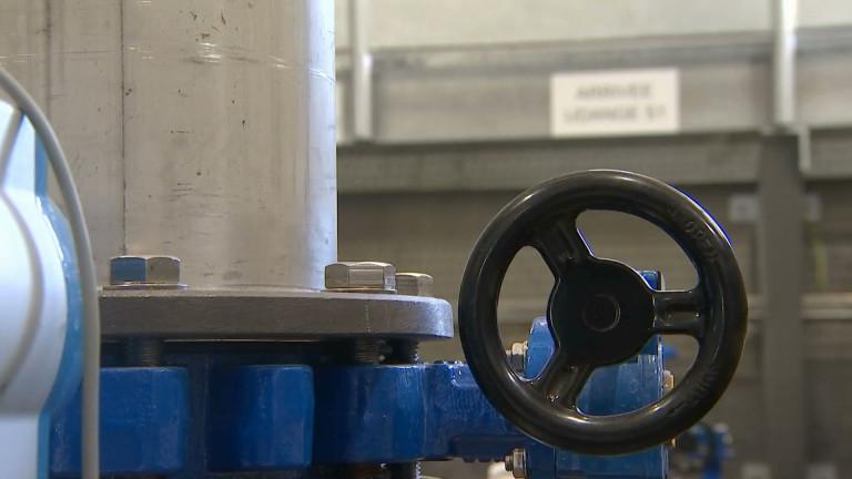 Bouillon signe une convention avec la SWDE pour sécuriser la distribution d'eau