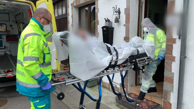 Les ambulanciers toujours pas convoqués pour leurs vaccins