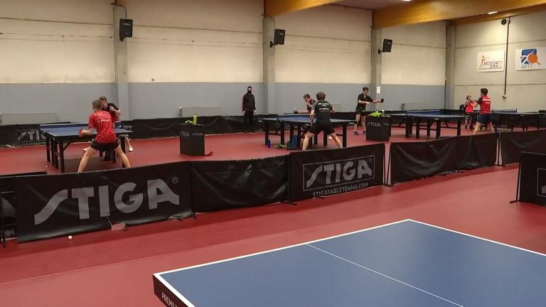 Focus sur nos Luxembourgeois au Centre d'entraînement de Blégny