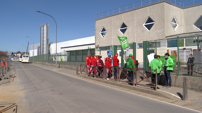 Grève nationale: le mouvement suivi en province de Luxembourg
