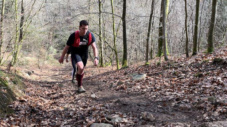 Trail Series à Oster : 1000 participants ont affronté les parcours