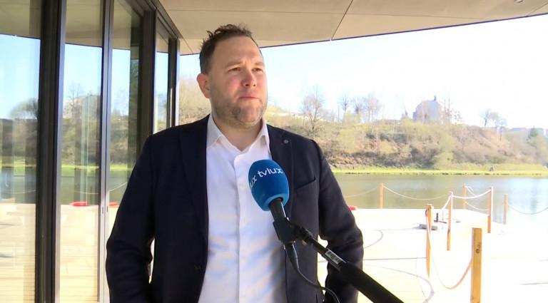 Neufchâteau. François Huberty réagit à la démission de D. Fourny