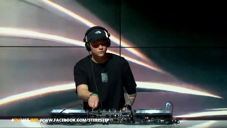 Sterestep - #[DJ]ust