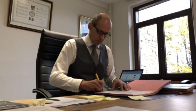 Manhay : démission du bourgmestre Marc Generet