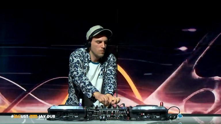 Jay Dub - #[DJ]ust