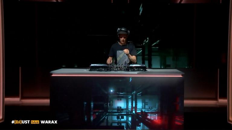 Warax - #[DJ]ust