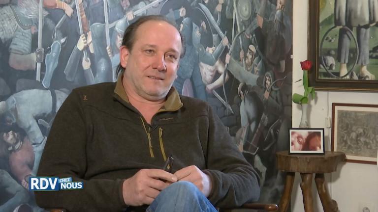 Igor Toguzaev expose au Cheval Blanc à Virton