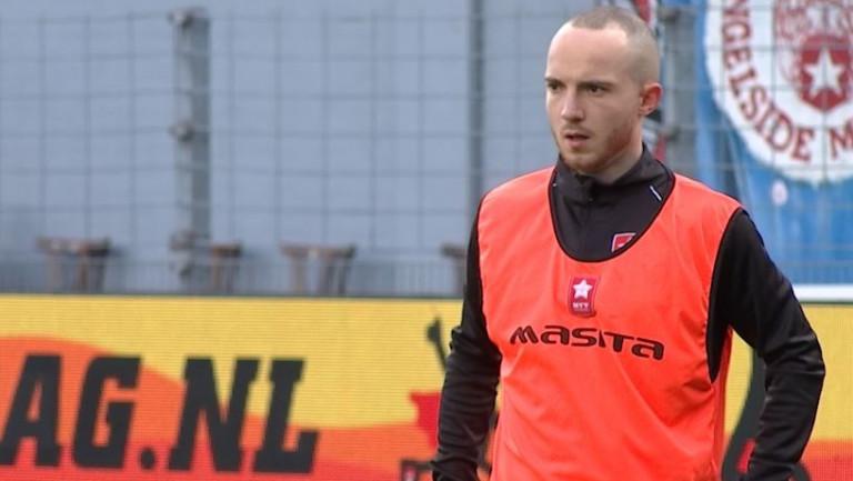Jérôme Déom a franchi un palier au MVV Maastricht