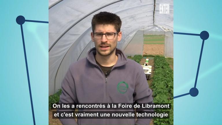 Enter :  le Smart Farming, la technologie au service du monde agricole