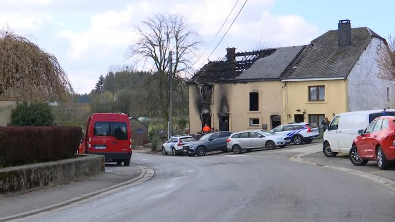 Saint-Médard : une dame décède suite à un double incendie