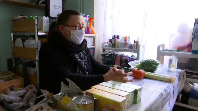 Arlon : Denise aide les démunis via l' asbl 42
