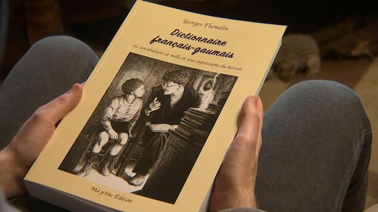 Dampicourt : G. Themelin a écrit un dictionnaire français-gaumais