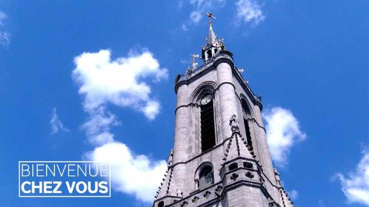 Bienvenue chez vous à Tournai, l'une des plus anciennes villes de Belgique