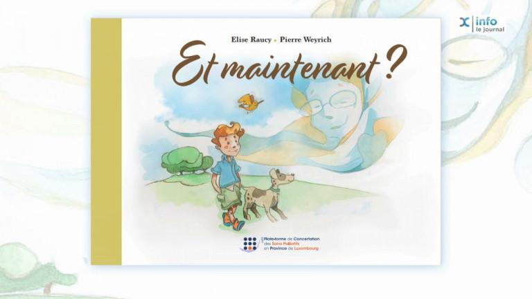 Un ouvrage pour aborder la crémation avec les enfants