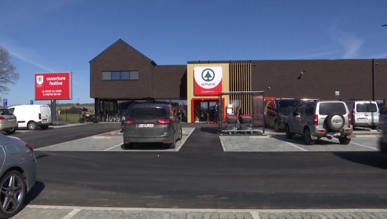 Ouverture d'un magasin de proximité à Léglise : une première qui était très attendue !