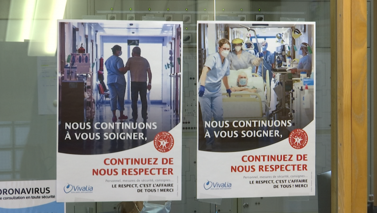 Vivalia sensibilise aux comportements agressifs envers son personnel
