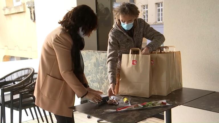 """1er mai : le PS Luxembourg a distribué ses """"Apéro Box"""""""