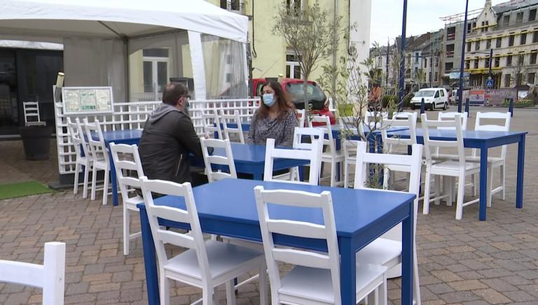 A Florenville, les terrasses pourront s'étendre sur l'espace public