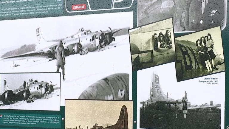 Libramont : la bataille des Ardennes en un parcours mémoriel