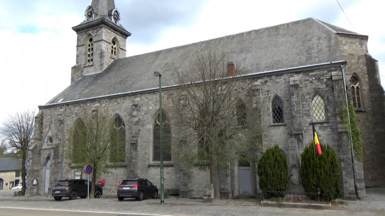 Tellin : l'église de Resteigne menacée de désacralisation ?