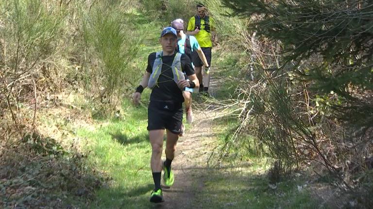 Thomas Gillet a couru 152 km pour son école