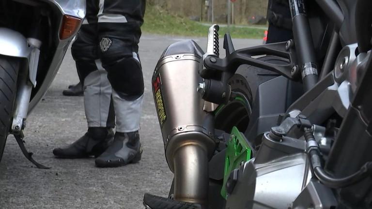 Durbuy : le parking motos à nouveau accessible dès de ce jeudi 13 mai