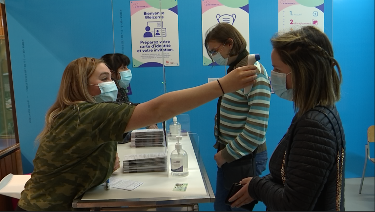 Bouillon: Encore 150 doses à écouler au centre de vaccination