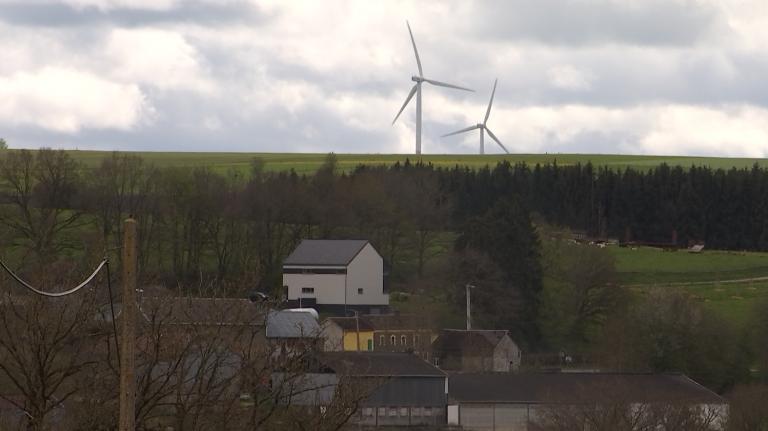 Trop de projets éoliens à Bertogne ? La commune s'en inquiète