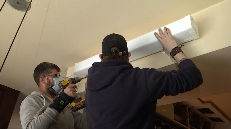 Bouillon : un système de purification d'air en test dans un restaurant