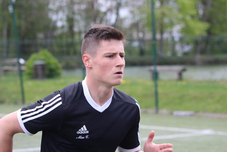 L'ancien footballeur gantois Maxime Cavelier, à la recherche d'un nouveau challenge pro