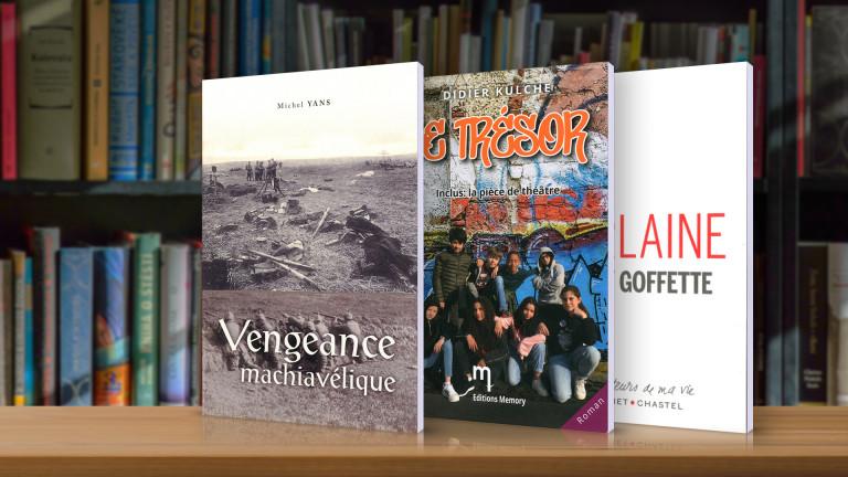 L'ancien bourgmestre de Musson Michel Yans publie un roman inspiré de faits de la Grande Guerre