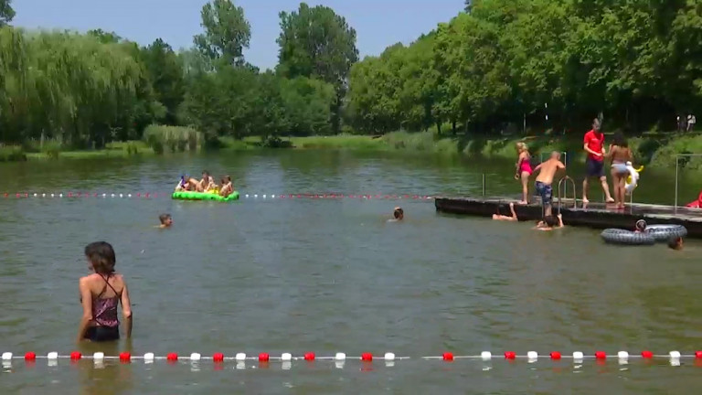 Lacs et rivières : 11 sites de baignade en province de Luxembourg