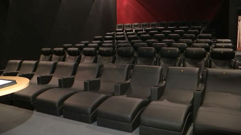 Les salles de cinéma prêtes à accueillir les spectateurs