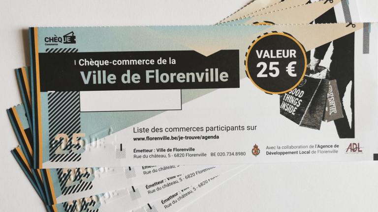 Florenville. Les chèques-commerce ne seront plus valables après le 30 juin