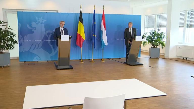 Belgique et Luxembourg. Les ministres de la mobilité se mobilisent pour la ligne 162