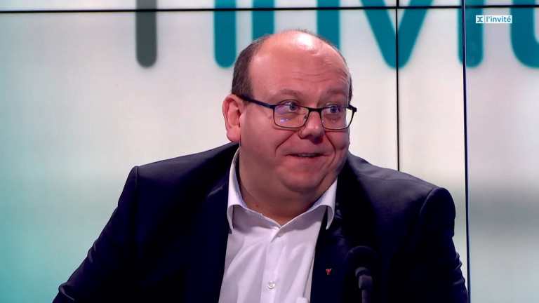 Yves Planchard (PS), futur président de Vivalia