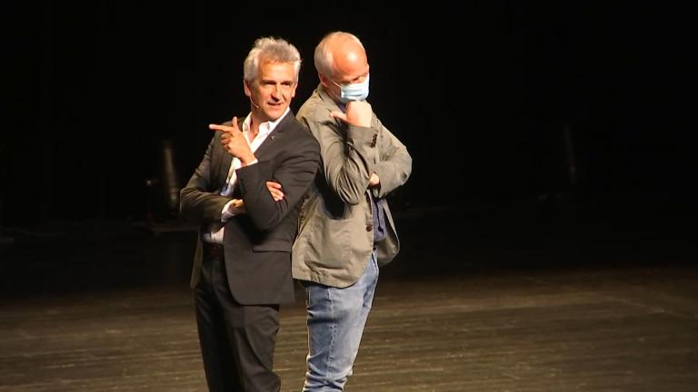 Duo de choc à Arlon : Coppens et Coppieters pour une reprise de la culture