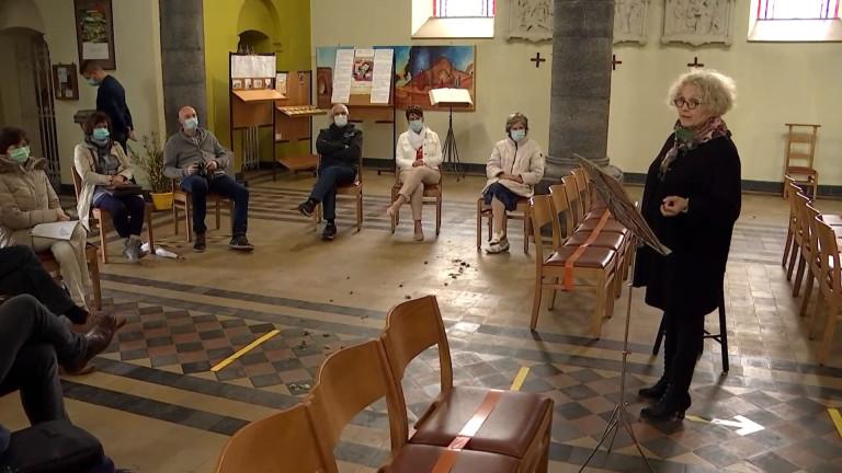 Journées Églises Ouvertes : des contes pour découvrir l'église d'Herbeumont