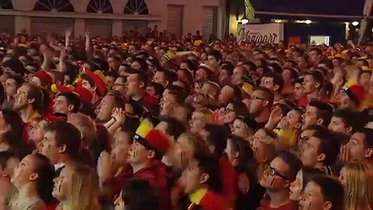 Euro 2020. Le match d'ouverture retransmis depuis Libramont et Bastogne