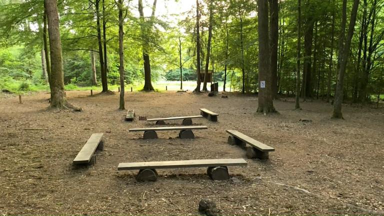 Forêt de St-Hubert : il faut désormais réserver sa nuit en bivouac