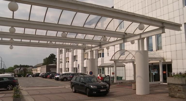 Les visites à nouveau autorisées dans les hôpitaux de Vivalia